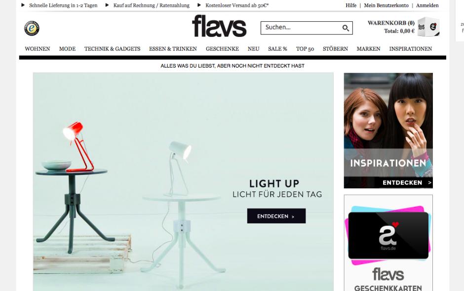 Online shopping in berlin