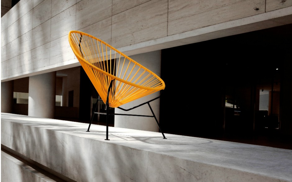 ACAPULCO DESIGN CHAIR MADE IN MEXICO – INTERVIEW WITH BENJAMIN CAJA – THE MAN WHO BRINGS THE ...
